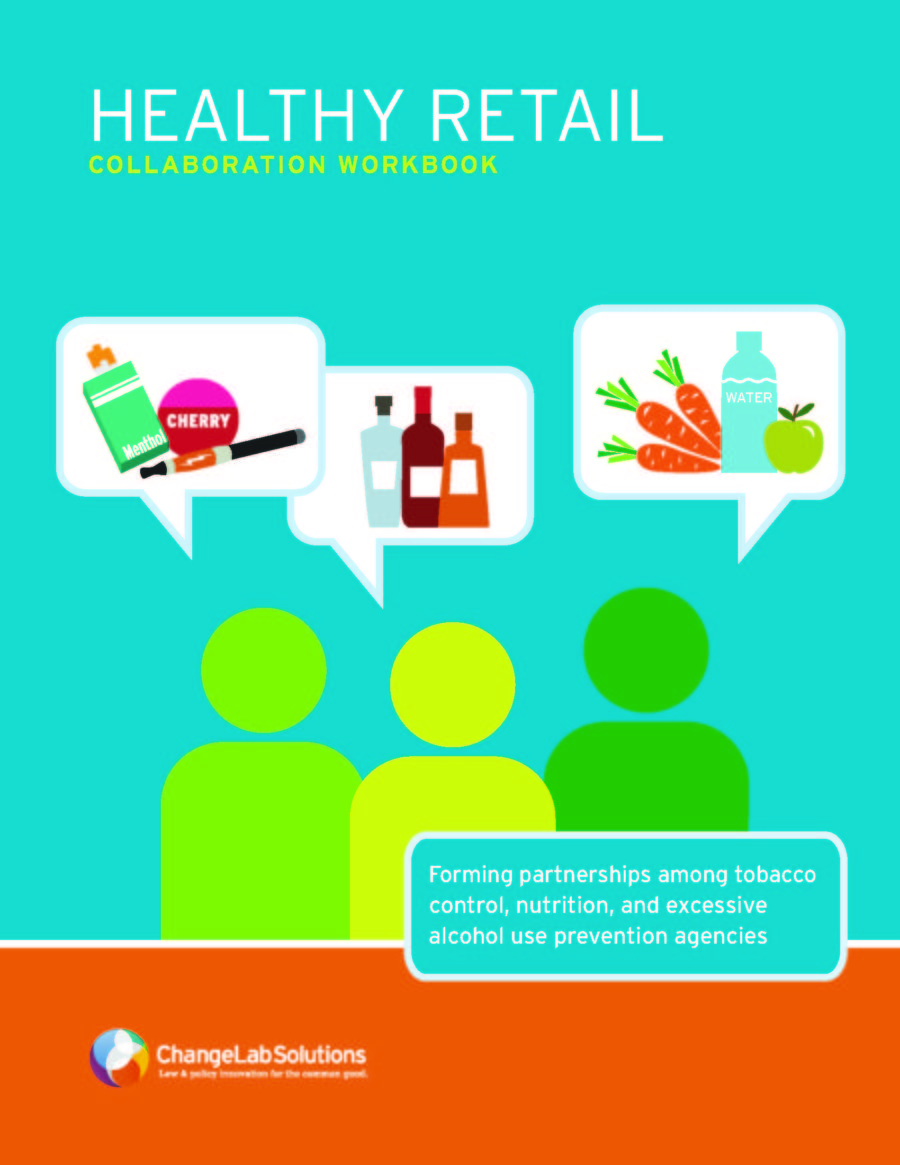 The Healthy Retail Collaboration Workbook