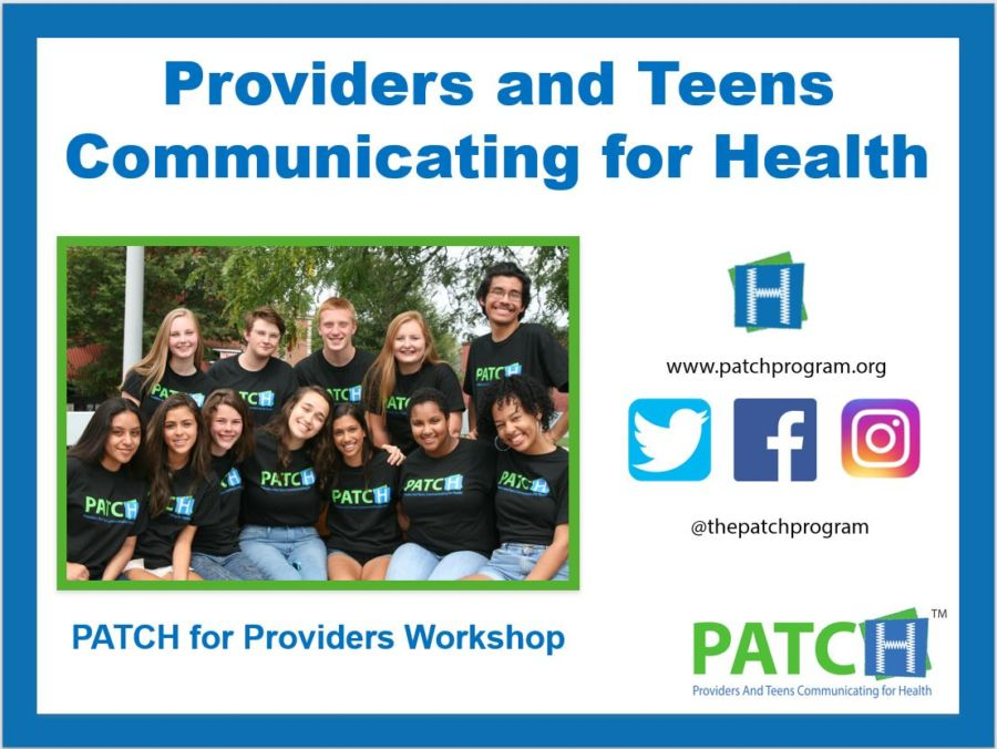 Providers and Teens Communicating For Health