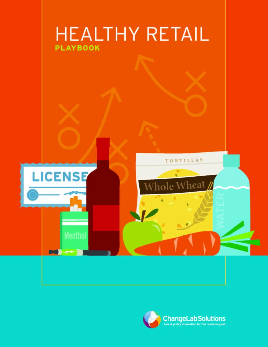 The Healthy Retail Playbook