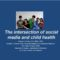 The Intersection of Social Media and Child Health PowerPoint